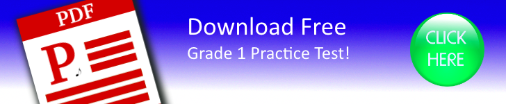 Grade 1 Practice Tests Free