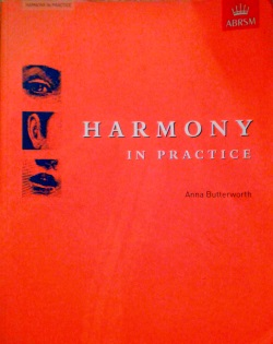 harmony in practice butterworth