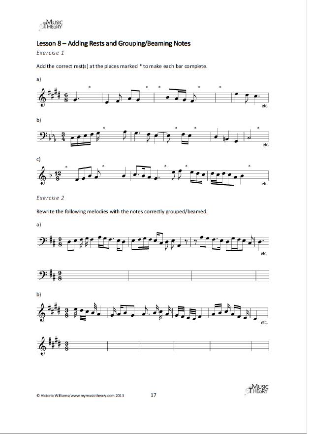Printables Music Theory Worksheets Pdf music theory printable worksheets details grade 3 exercises