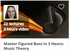 figured bass video course image