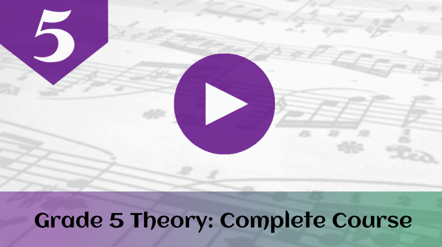 grade 5 music theory lessons online