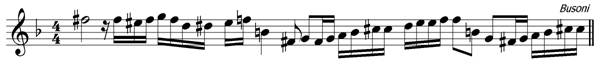 add bar lines to this melody
