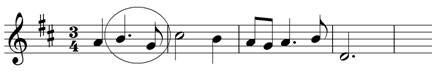 motifs in grade 6 music theory