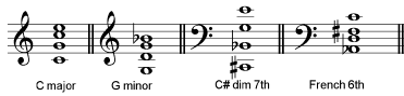 chord-examples