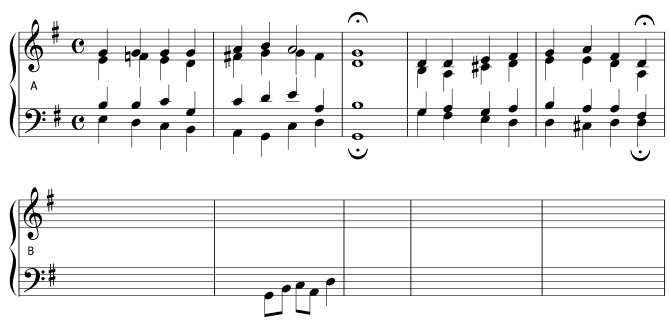 example-chorale