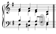 example-passing-note
