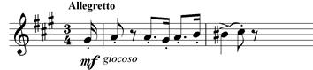 Learn music theory appoggiatura