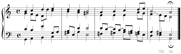 Music Theory Audio Examples