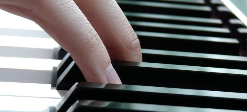 play the piano from sheet music